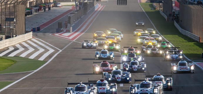 SENSATIONAL AND DRAMATIC FIRST HALF TO FIA WEC FINALE