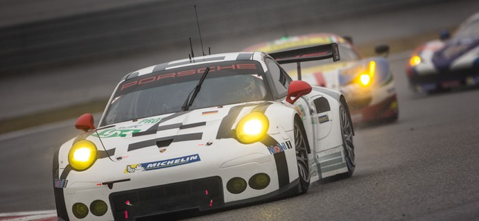 LMGTE Title Fight Goes Down to The Wire After Drama in Shanghai