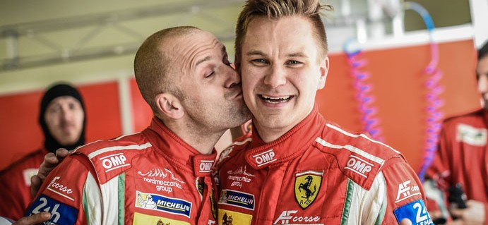 Ferrari and Aston Martin Front Row Lockouts in LMGTE Qualifying in China