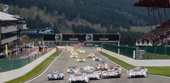 2016 WEC 6 Hours of Spa-Francorchamps tickets go on sale!