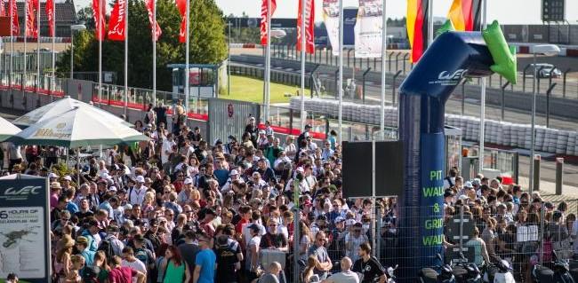 la billetterie des 6 heures du n rburgring 2016 est ouverte fia w. Black Bedroom Furniture Sets. Home Design Ideas