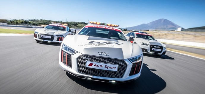 New Model Audi Safety Car For The WEC