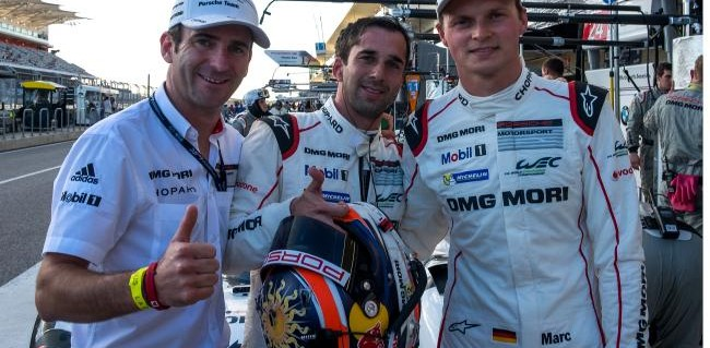 "Neel Jani: ""I nailed it"""