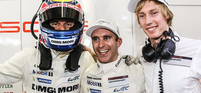 What the Drivers say after Nurburgring