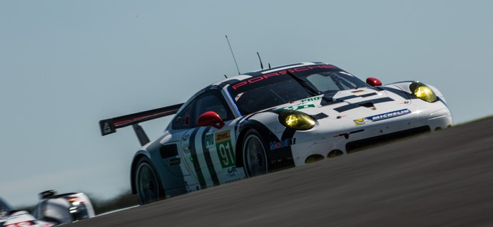 Manthey complete perfect day for Porsche