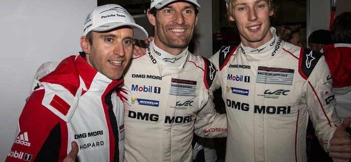 Porsche and G-Drive Take 1-2 in Qualifying for 6 Hours of Silverstone