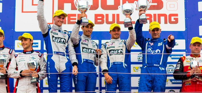 ELMS Champions to take on the World