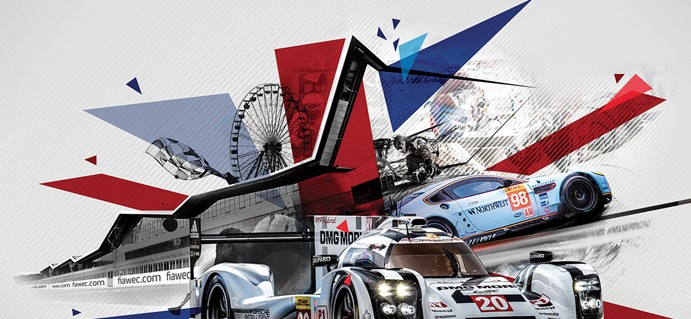 6 Hours Of Silverstone 2015 Spirit Of Le Mans Is Coming To The UK Poster Print