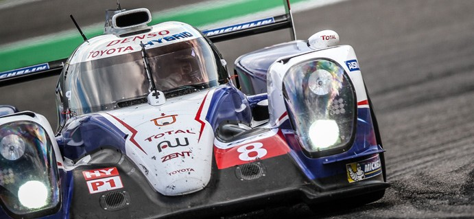 Toyota maintain 100% record with victory in WEC 6 Hours of Spa,