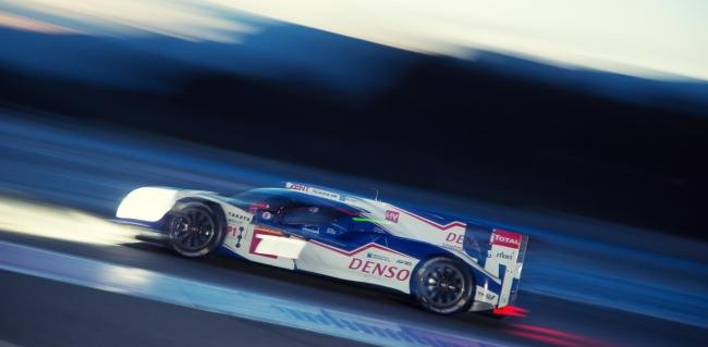 Toyota ready to start the season with its TS040 Hybrid