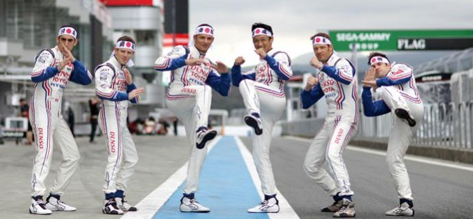 Toyota announce re-shuffle in driver line ups