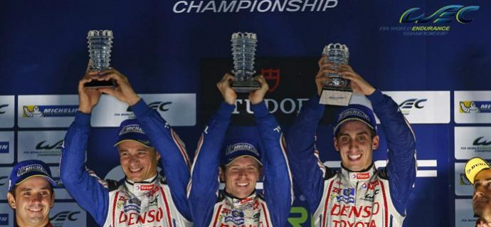 Toyota and G-Drive win in Bahrain, OAK Racing takes LMP2 Championship