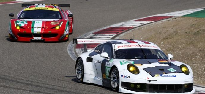 Porsche To Bring 2014 Evo Spec 911 Rsr To 6 Hours Of Bahrain Fia Wor