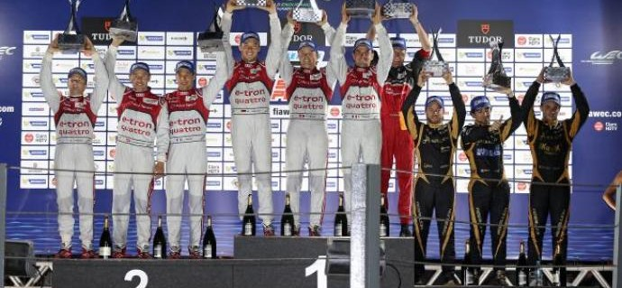 6 Hours of Sao Paulo:  What the LMP1 drivers said