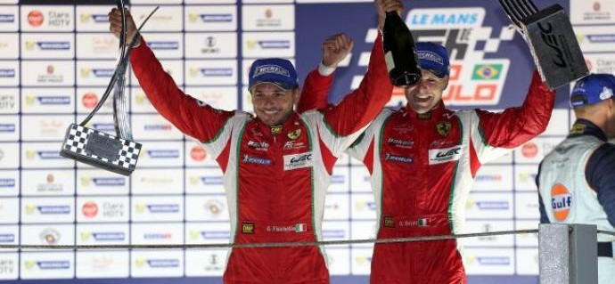 6 Hours of Sao Paulo:  Ferrari and Aston Martin win in LMGTE Pro and Am