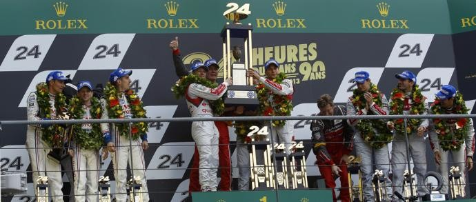 Audi win 12th victory at Le Mans; OAK and Porsche also victorious