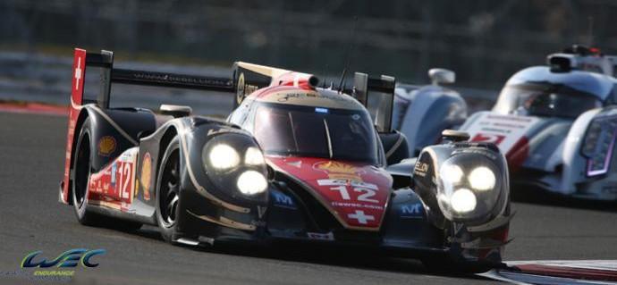 LMP1 Privateer news from Silverstone