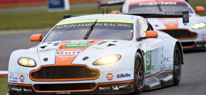 Aston Martin celebrate in style, winning LMGTE Pro and AM