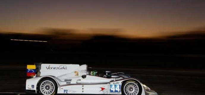 Starworks 2012 starring role in LMP2