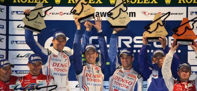 Race report LMP:  Toyota win on home ground, Rebellion and Starworks seal titles