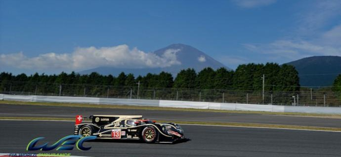 The race against the clock for Rebellion at Fuji