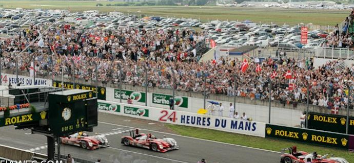 Le Mans 24 Hours Distance And Speed Records Fia World Endurance C