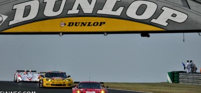 Evolution Of The Circuit Des 24 Heures Fia World Endurance Champio