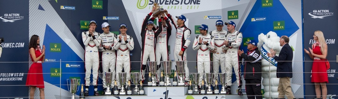 Toyota takes thrilling last-gasp win at Silverstone