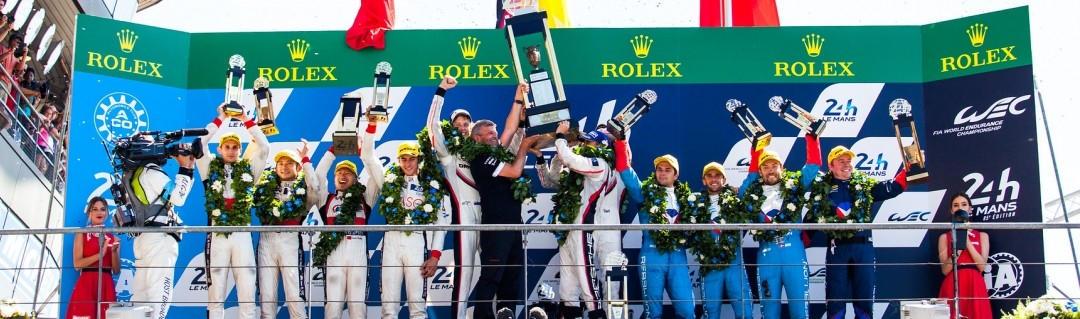 Porsche wins 24 Hours of Le Mans for 19th time