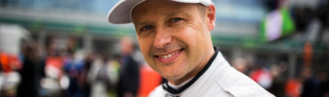 Interview with Ford's Andy Priaulx