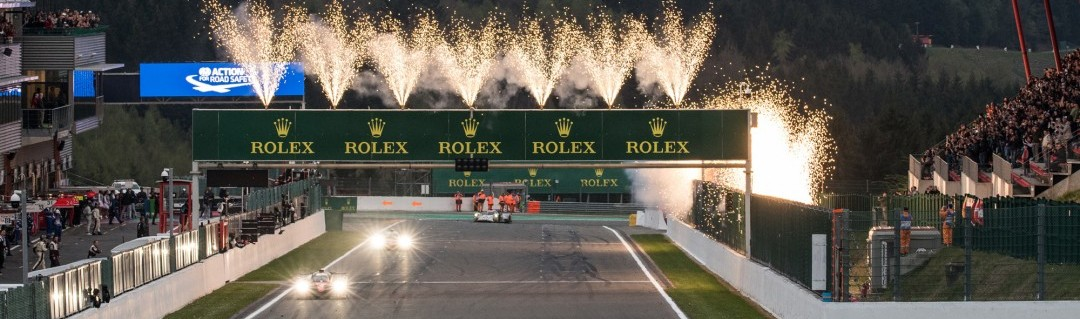 WEC 6 Hours of Spa: the best bits (video)