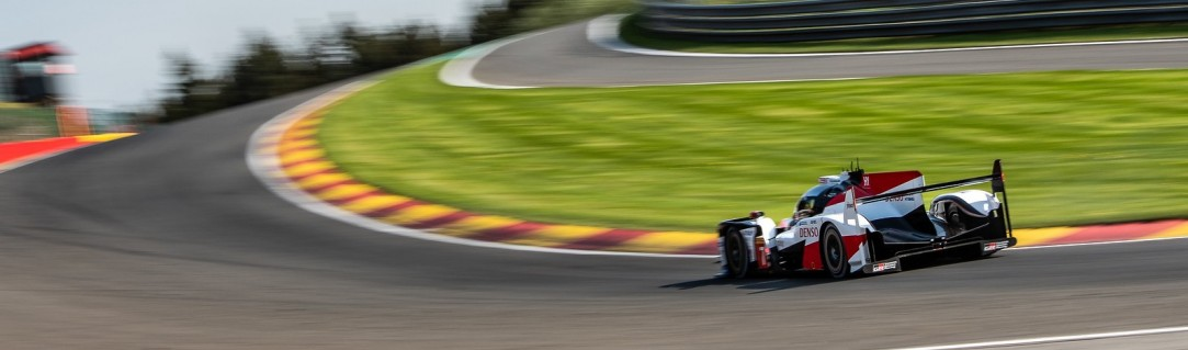 No.7 Toyota claims Pole for Total 6 Hours of Spa-Francorchamps