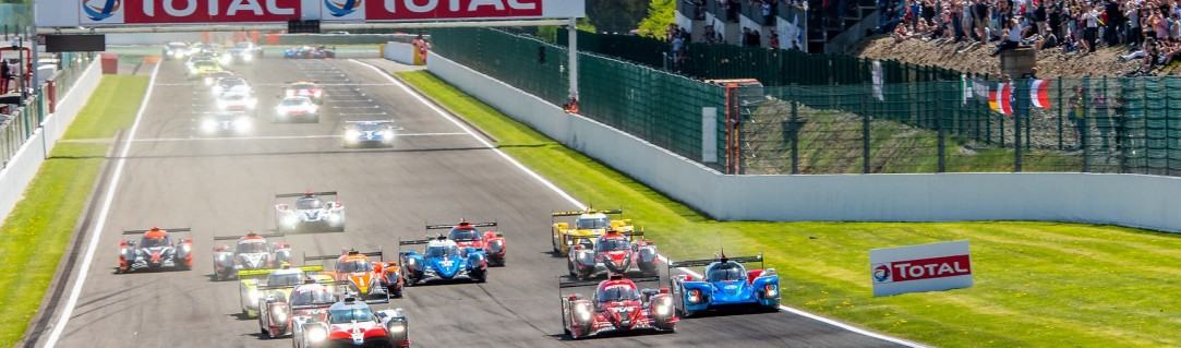 Re-live all the action from the TOTAL 6 Hours of Spa-Francorchamps  (video)