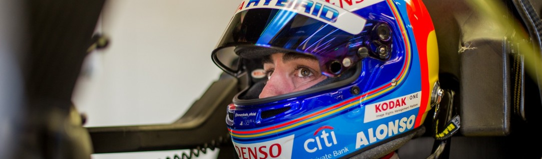 24 Hours of Le Mans Test Day: Alonso on top for Toyota!