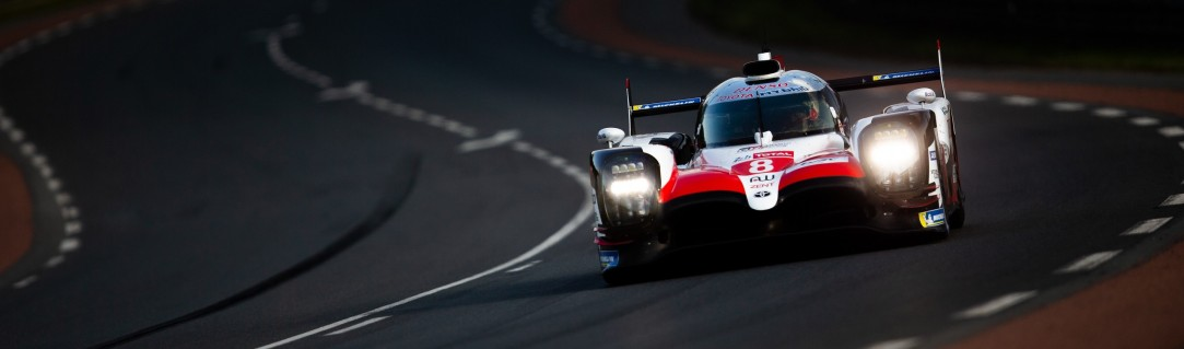 Toyota claim provisional pole after first qualifying