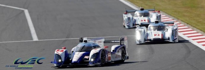 A look back at WEC races at Fuji Speedway (video)