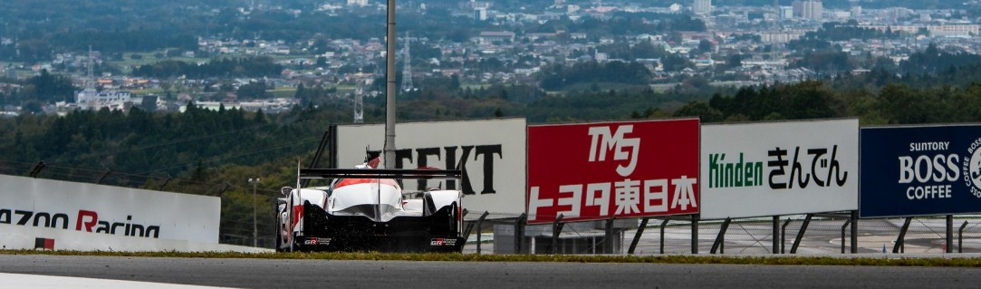 6H Fuji after 4 hours: Toyota in front while Ferrari takes GTE lead