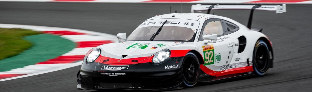 Porsche climbs to the top of the GTE mountain in Fuji