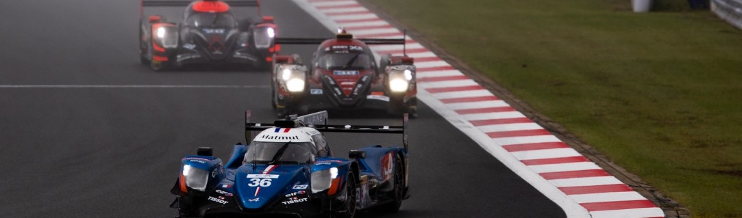 LMP2.....too close to call!