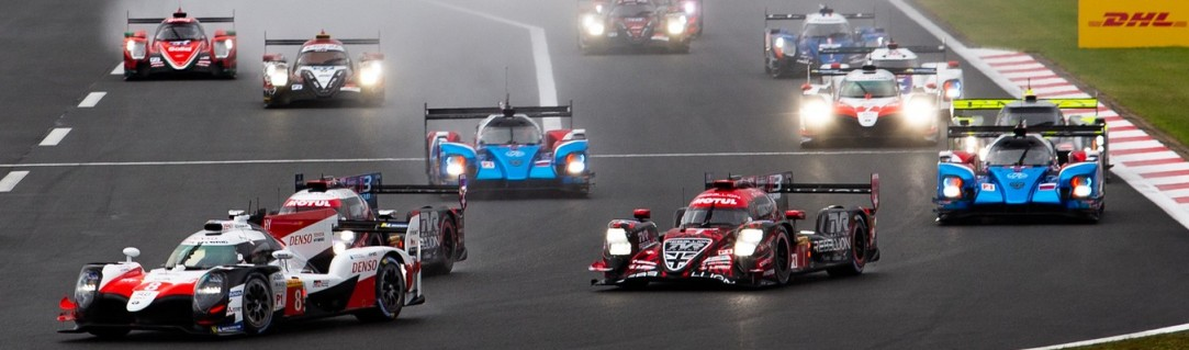 6 Hours of Shanghai:  Where to watch the action around the world