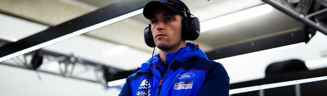 My Sebring... Harry Tincknell
