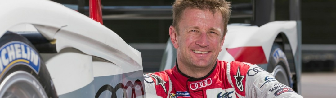 Allan McNish to be Grand Marshal at Super Sebring