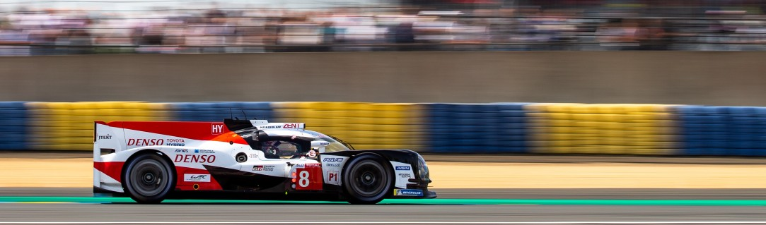 One month until 24 Hours of Le Mans!