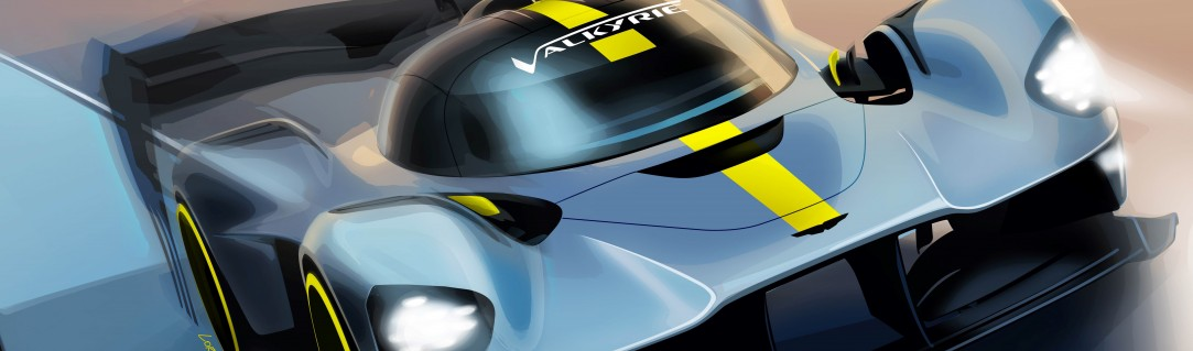 Aston Martin To Enter The Wec With New Valkyrie Hypercar Fia World E