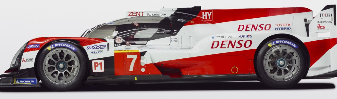 Toyota Gazoo Racing reveals Season 8 challenger