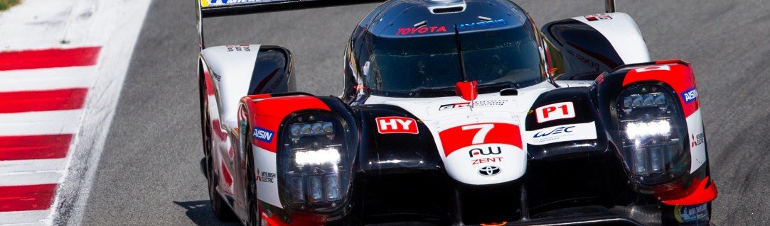 Day 1 Prologue Morning Session: Lopez sets the pace for Toyota Gazoo Racing
