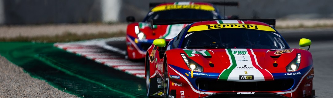 Day 1 Prologue Afternoon Session: Toyota tops the times while Ferrari leads LMGTE Pro