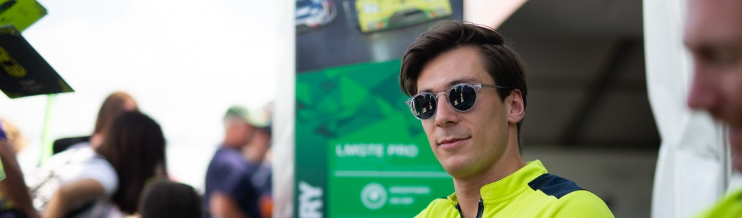 "Alex Lynn: ""Silverstone is my favourite circuit"""