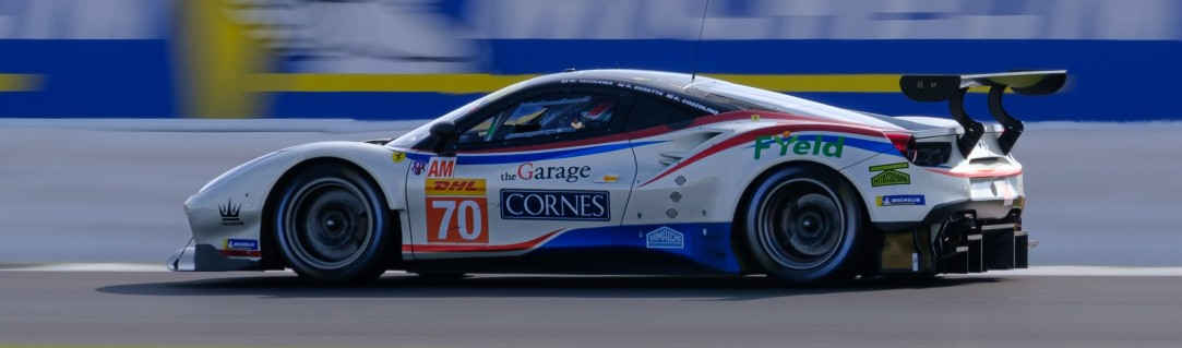 Kei Cozzolino targets podium at home race