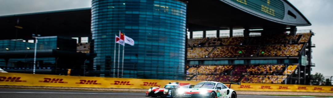 Increased entry list for WEC 4 Hours of Shanghai